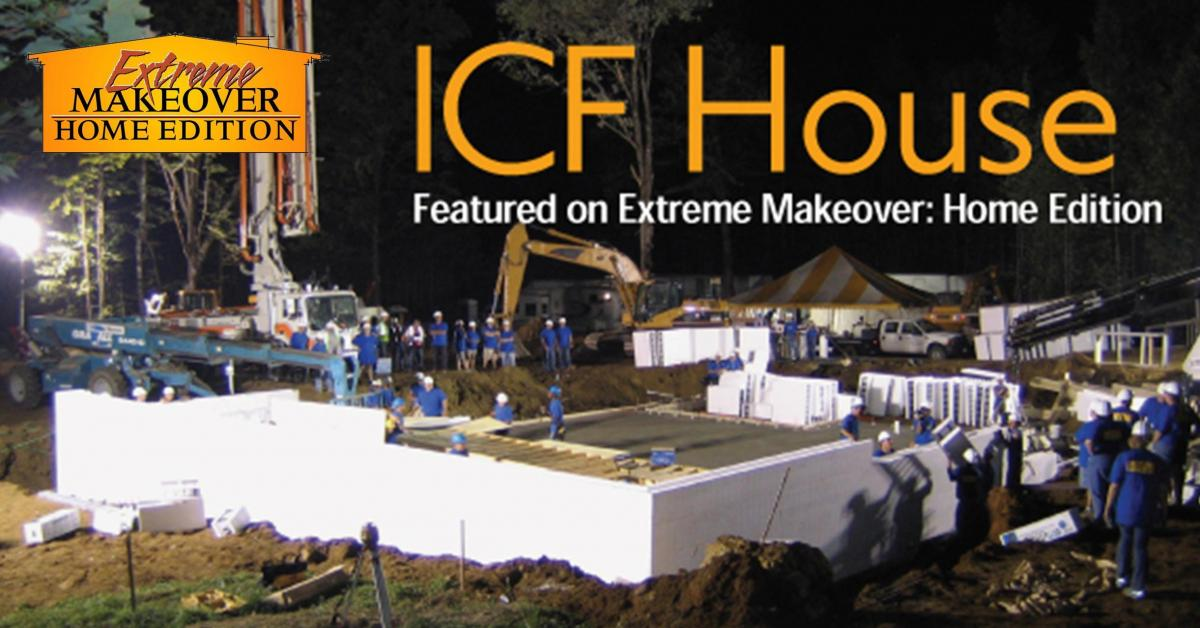 Insulating concrete forms icfs eps industry alliance for Icf house cost